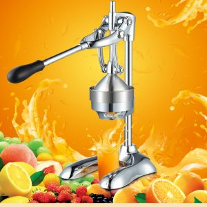 Stainless Steel Orange & Lemon Squeezer