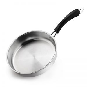 Stainless Steel Grill & Frying Pan