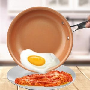 Non-Stick Frying Pan with Ceramic Coating