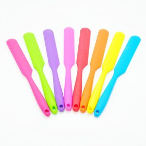 Long Handle Silicone Spatula