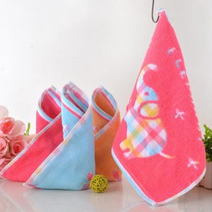 Cute Animal Design Microfiber Towels