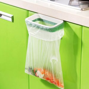Kitchen Cupboard Door Trash Rack