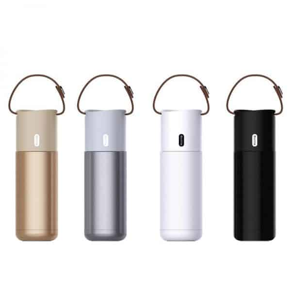 Portable Vacuum Flask Stainless Steel Bottle
