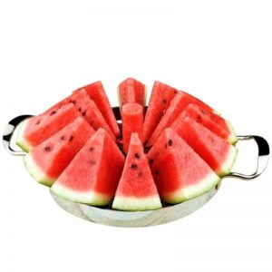 High Qualtiy Stainless Steel Watermelon Slicer 25cm