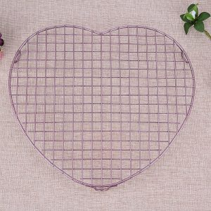 Heart Shape Cake Cooling Rack