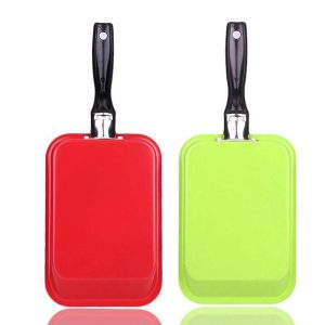 Rectangular Grill Pan Available in Two Colors