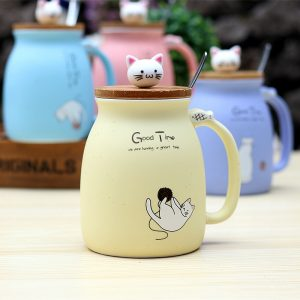 Kitten Coffee & Tea Mug