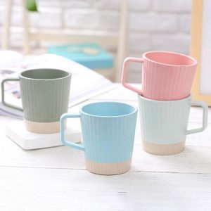 Nordic Style Plastic Coffee Tea Cup