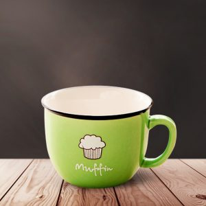 Cartoon Mug Ceramic Coffee Cup