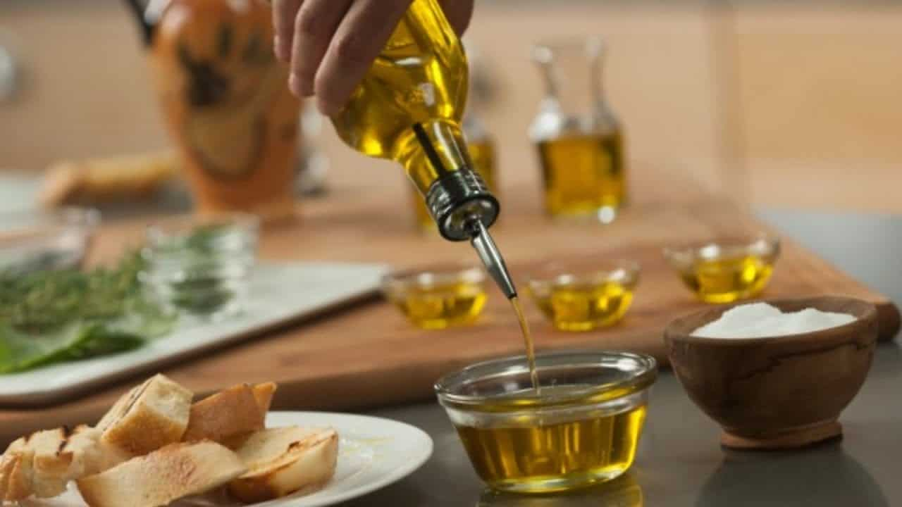 Olive Oil Hacks with Dan & Laurie on Cooking Channel's Good to Know