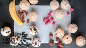How to Make 4 Muffin Recipes from 1 Batter - Kitchen Conundrums with Thomas Joseph