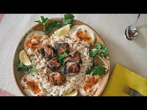Ali's Grilled Chicken Kebab