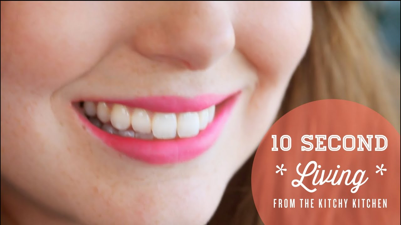 3 Ways to Apply Lipstick // 10 Second Living with Pretty Pleased