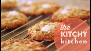 How to Make Rice Krispies Treat Cookies // Living Deliciously with LoveHealthFitness