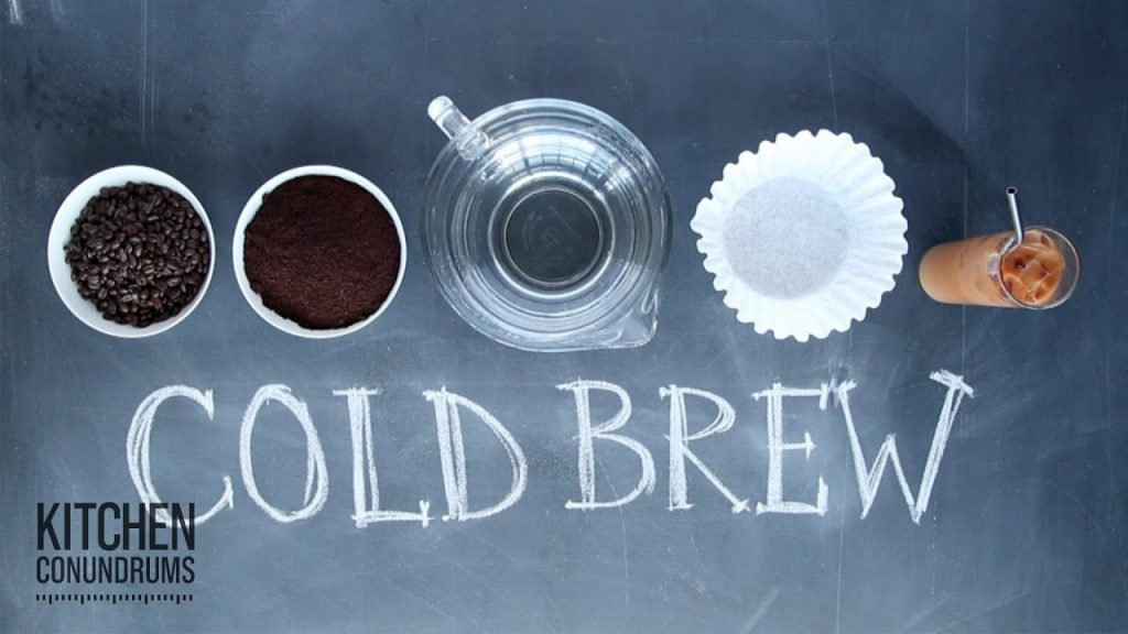 DIY Cold-Brew Coffee - Kitchen Conundrums with Thomas Joseph