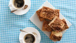 Snickerdoodle Crumb Bars- Sweet Talk with Lindsay Strand