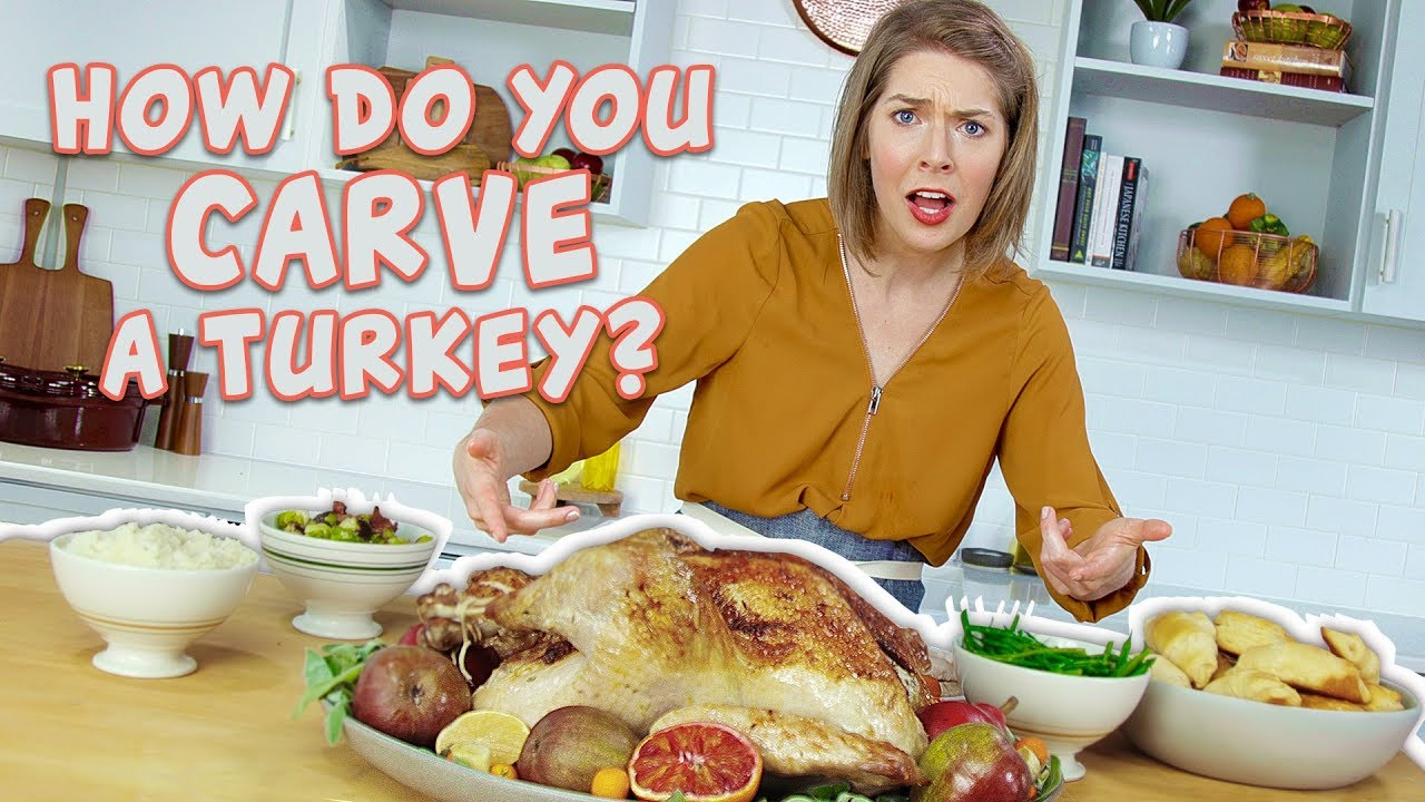The Easiest Way to Carve a Thanksgiving Turkey Perfectly | You Can Cook That | Allrecipes.com