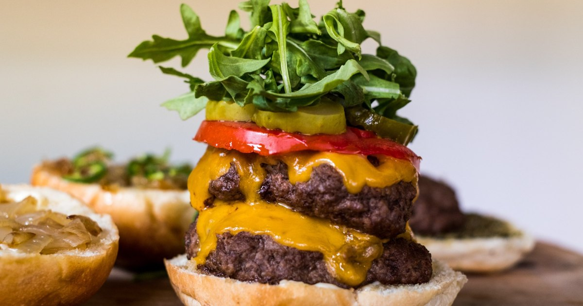 The Burger: How to Perfect an American Classic