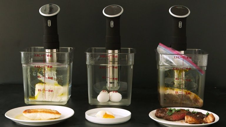 A Beginner's Guide to Sous Vide Cooking- Kitchen Conundrums with Thomas Joseph
